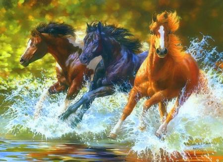 Wild Horses