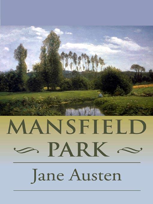 edward said essay mansfield park Morality in jane austen's mansfield park central park, central park essay writing help source edward said's argument in ' jane austen.