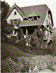 The Wilder home