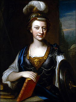 Elizabeth Carter, via wiki